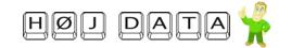 Høj Data Banner